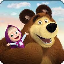 Resultado de imagen para imagenes de masha y el oso