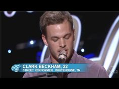 Clark Beckham - When a Man Loves a Woman - American Idol 2015 (Top 12 Guys) - YouTube  HE DID THAT!