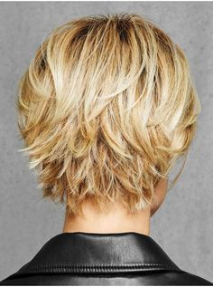 Textured Fringe Bob Heat Friendly Synthetic Wig