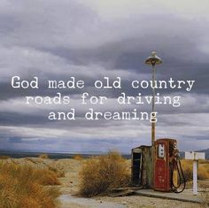 Find Your Place in Time On a Back Road ...  ~ Michael Traveler, author of MIRACLE ROAD