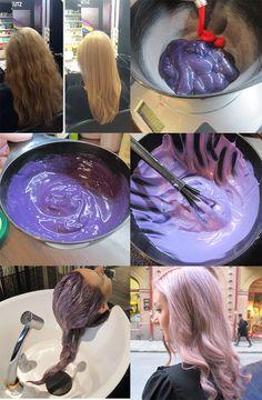 revlon professional nutri color creme lavender 002 bangerhead magazine - Nutri Color Creme Revlon