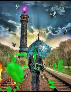 Karbala Photos, Karbala Pictures, Ya Hussain Wallpaper, Imam Hussain Wallpapers, Galaxy Phone Wallpaper, Wallpaper Space, Beautiful Photos Of Nature, Beautiful Gif, Muharram Wallpaper