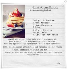 Vanille-Ricotta-Pancakes (by Fräulein Klein)