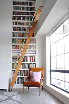 eclectic + industrial vancouver loft