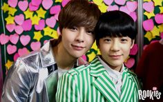 "SMROOKIES ""JOHNNY"" and ""JENO"" at the SMROOKIES Booth!"