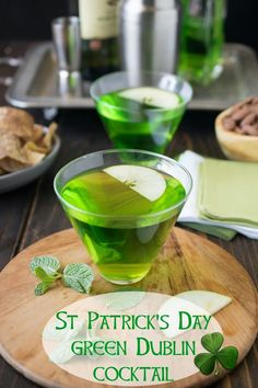 Festive, fun, and green (of course!). St Patrick's Day, where people around the world are eating green food, drinking green beer and even rivers.