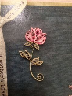Simple elegant flower More - Crafting DIY Center