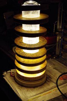 Wooden Lamp, Lighting, Lights, Lightning