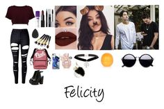 """""""Untitled #437"""" by hermaliciousaddiction on Polyvore featuring Boohoo, WithChic, Victoria's Secret, Casetify, Christian Dior, Givenchy, NARS Cosmetics, Viktor & Rolf, Bellissima and Urban Decay"""