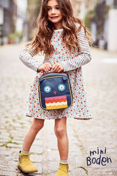 Get Back-to-School ready with Mini Boden. Fun printed leggings, soft jersey dresses, durable sweatpants, and appliqué tees are parent (and kid) approved for the upcoming school year.