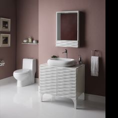 "Decolav Sophia 30"" Modern Bathroom Vanity   $1379"