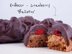 Kindheitserinnerungen: Erdbeer-Cranberry 'Balistos'