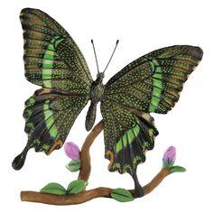 Garden Treasures Butterfly Figurines