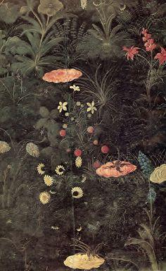 Primavera (detail) Botticelli