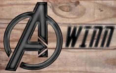 Wooden Avengers plaque sign. Custom orders can be placed. When you check out let us know what name you would like on the sign.