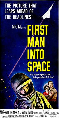 Sci-Fi Movies 1950-1959 on Pinterest | Movie Posters ...