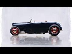 1932 Ford Lakes Roadster Custom by Khougaz - One of the most iconic hot ...
