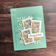 """Stampin' Through the Catalog on Instagram: """"Today's vocabulary word: philatelist - someone who collects postage stamps as a hobby.  While we like to collect rubber stamps! The best of…"""""""