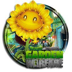 Plants vs Zombies Garden Warfare Icon by Troublem4ker