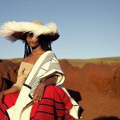 African Inspired Fashion, African Fashion, Xhosa Attire, Fashion Beauty, Womens Fashion, My Heritage, African Beauty, African Dress, Wedding Attire