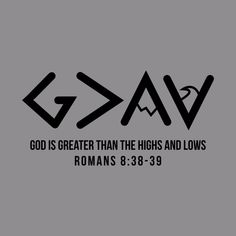 Simple Designs Discover God is Greater Than The Highs and Lows Christian - Christian - Hoodie God Quotes Tattoos, Tattoos Verse, Bible Tattoos, Sayings For Tattoos, Tatoos, Christian Tattoos, Christian Quotes, Christian Christian, Christian Drawings