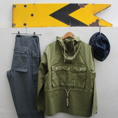 P-44 pants, Tryfan anorak & Bush hat, all by Hawkwood Mercantile. Contact: richard@hawkwoodmercantile.com
