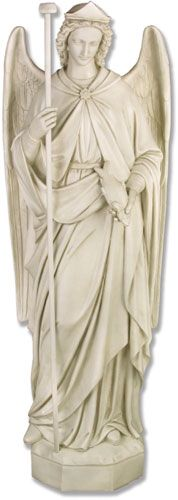 St Raphael The ArchAngel Statue  - Wow, would I love to have this.  For a mere $1720!!  lol