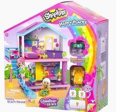 Happy Places Shopkins Season 3 School Welcome Pack