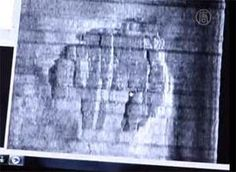 In June, 2011, two Swedish treasure hunters were searching in the Baltic Sea for old bottles of champagne from shipwrecks when their sonar recorded this mysterious object on the ocean floor. No one knows what it is. The disc-shaped object is huge: 197 feet in diameter -- as big as a 747 jumbo jet. Its shape indicates that it is not a natural formation