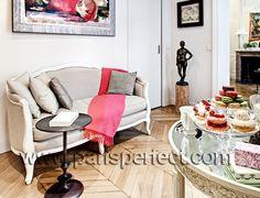 Paris Holiday Apartment Entryway