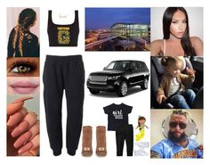 """""""💁🏻TAYLOR💁🏻 Coming Home ✖️Read Description✖️"""" by thenxtdiva ❤ liked on Polyvore featuring adidas Originals, WWE, Gap, NYX, UGG Australia and adidas"""