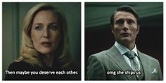 #thatkindofparty<<To be fair, she had to listen to Hannibal talk about Will the whole time they were on the run.