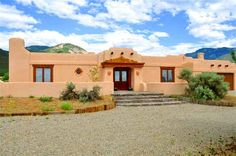 4 bedroom adobe ranch home - Google Search