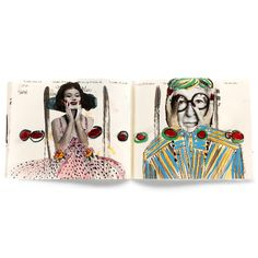 Inside Antonio Marras' Sketchbook
