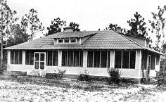 Florida Memory - House in Valparaiso