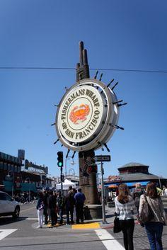 Fisherman's Wharf- San Francisco Pier