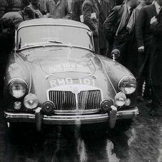 1959 Monte Carlo works MGA