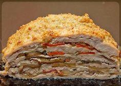 Вкуснейшее и оригинальнейшее блюдо - готовится из простых продуктов, а выглядит - как деликатес из шикарного ресторана!