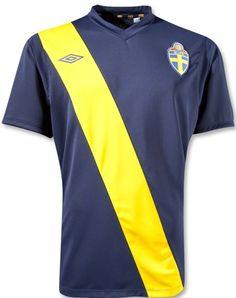 Euro 2012 - Sweden away