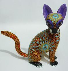 Alebrije Wood Carving: Mexico