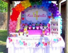 Mia Isabella Hearts My Little Pony