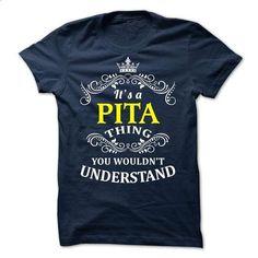 PITA -it is - #vintage tee #sweatshirt hoodie. GET YOURS => https://www.sunfrog.com/Valentines/PITA-it-is.html?68278