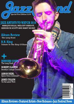Jazz Sound (Final Music Magazine) Music Journal, Music Magazines, Finals, Jazz, Jazz Music, Final Exams