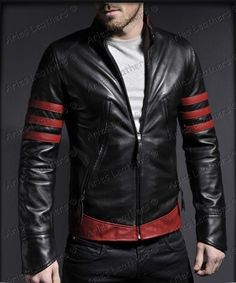 New Men s Genuine Lambskin Leather Jacket Slim fit Biker Motorcycle jacket  NY51. Veste Cuir HommeCuir MotoCuir VintageVetement ... 05c28b0e551