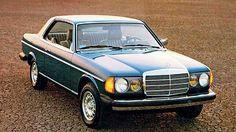 1984 Merc 300CD