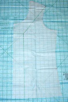 Renfrew FBA (an FBA for knit or dartless tops)
