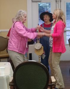 There is always fun to be had at Regency!