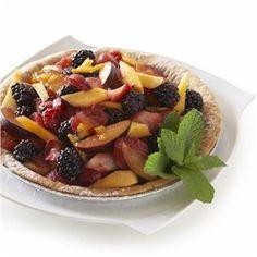 "AMERICAN FRUIT PIE RECIPE-AMERICAN FRUIT PIE RECIPE ""click pic for recipe"""