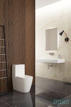 Robertson Elementi Ion lifestyle bathroom
