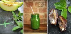 Das Rezept der Woche bietet passend zur Hitzewelle eine kühlende und den Wasserhaushalt ausgleichende Kombination. Die Gemüsesorten Gurke und Cantal